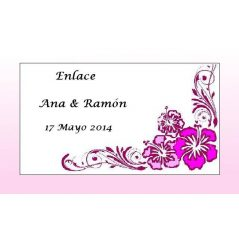 Tarjeta Flor