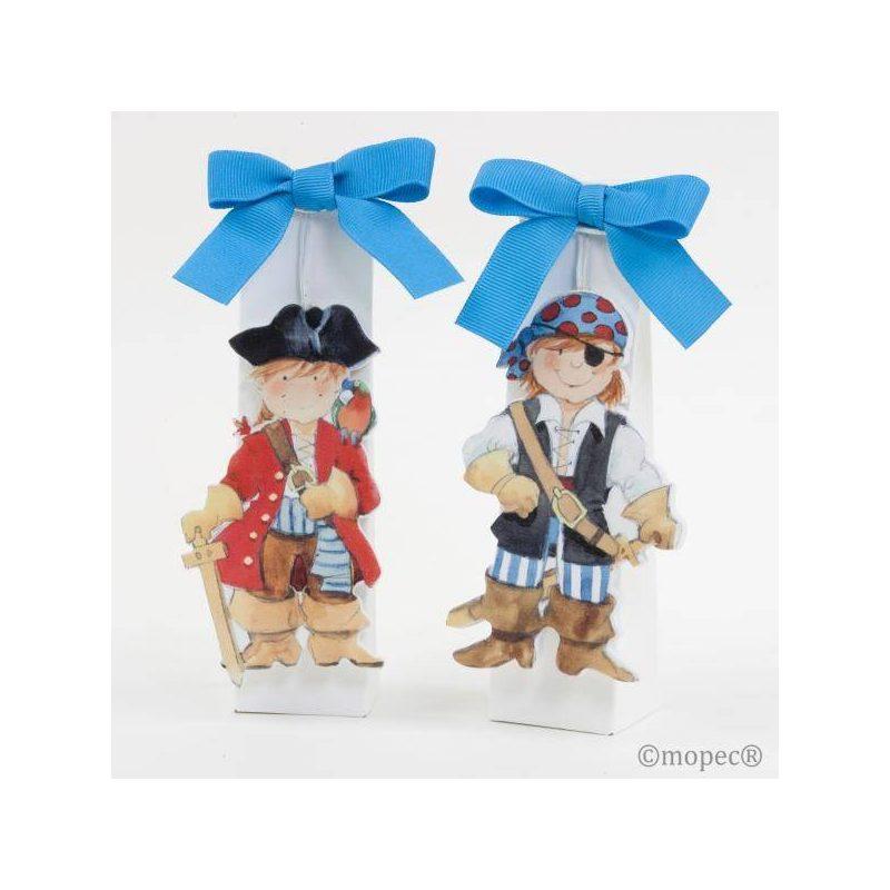 Caja Iman Piratas