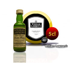Whisky William Lawson´s 5 cl