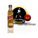 Whisky Johnnie  Walker 5 cl
