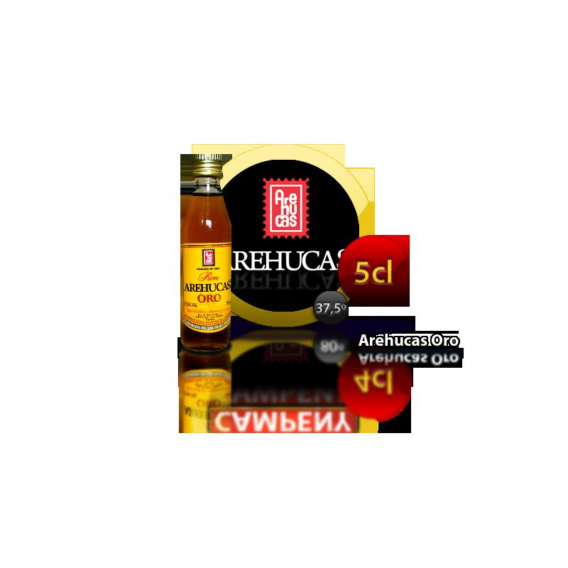 Ron Arehucas Oro 5 Cl