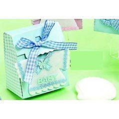 Caja con Jabon Vichy Azul