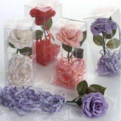 Flor de Jabón con Virutas