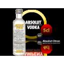 Vodka Absolut Citron 5cl