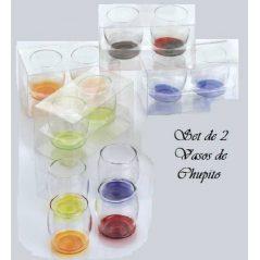 Set 2 Vasos de Chupito