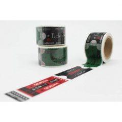 Cinta Adhesiva Washi Tape