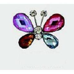 Broche Mariposa Colores