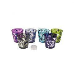 Vaso de Cristal Retro