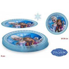 Pack 8 Platos Frozen