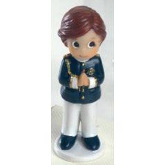Niño Comunión Almirante Casaca Azul