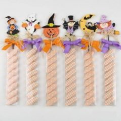 Pic Halloween con Caramelos Lote 6