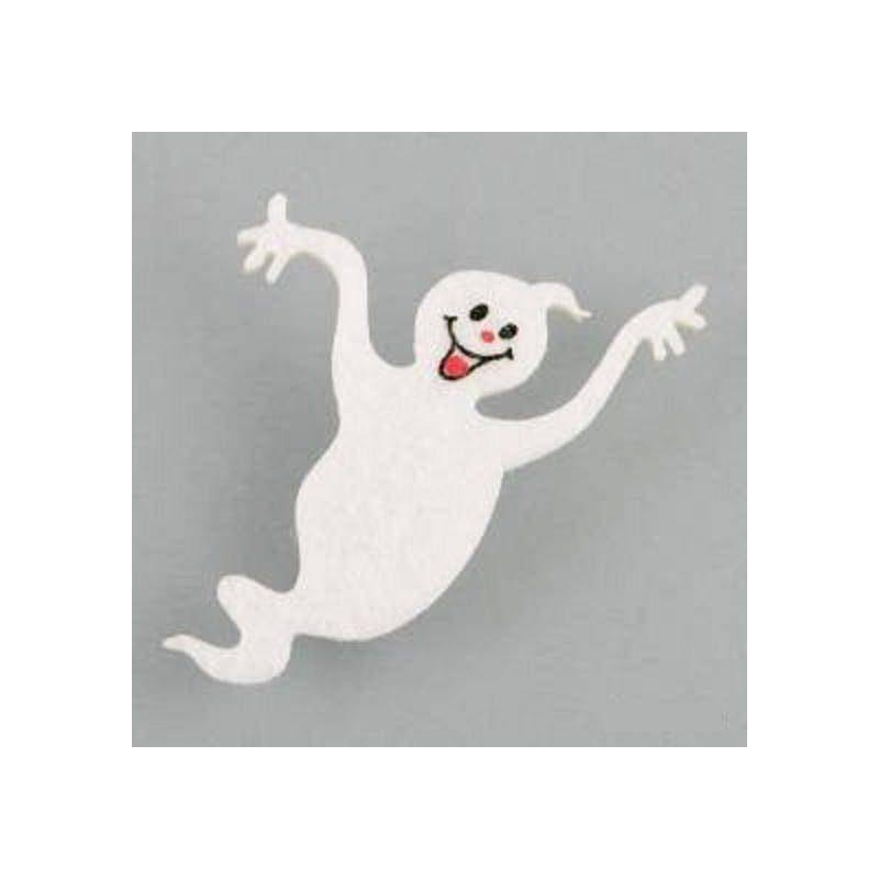 Caja 12 Fantasmitas de Fieltro