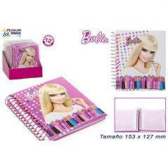 Libreta Barbie