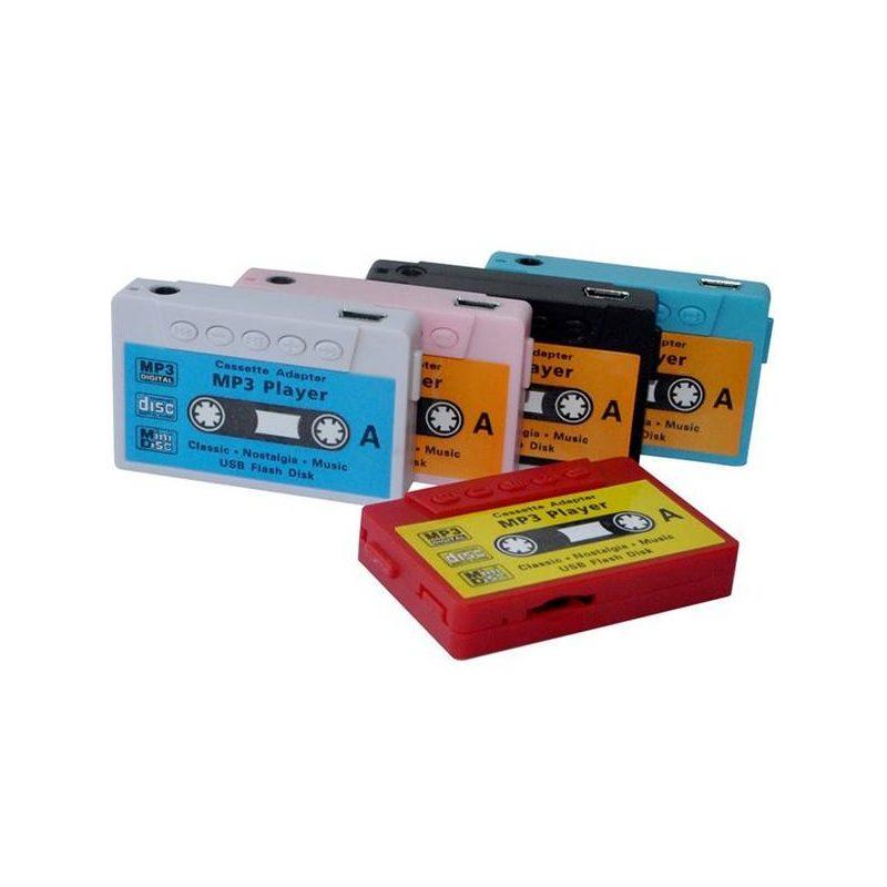 REPRODUCTOR MP3 CASSETTE RETRO