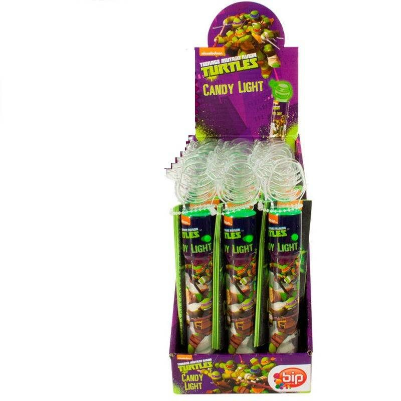 CANDY LIGHT TORTUGAS NINJA