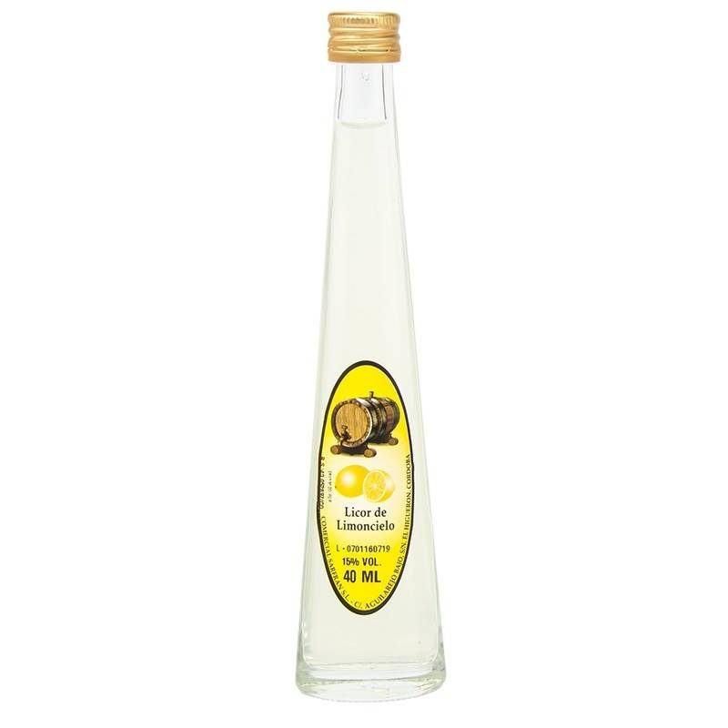LICOR LIMONCIELO PIRAMIDAL