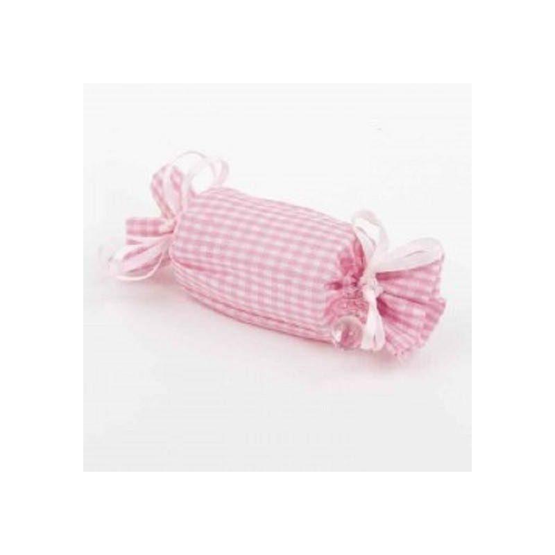 Bolsa con Forma de Caramelo Rosa