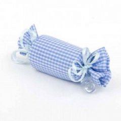 Bolsa con Forma de Caramelo Azul