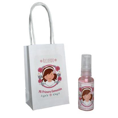 Perfume Rosas Comunión Niña Inicio