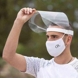 Pantalla Facial Abatible Protección Higiénica3,34 €