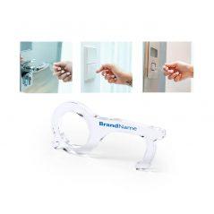 Llavero Plástico Anti contacto Protección Higiénica0,40 €