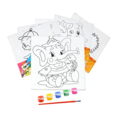 Canvas Animalitos Detalles para Niñ@s1,93 €