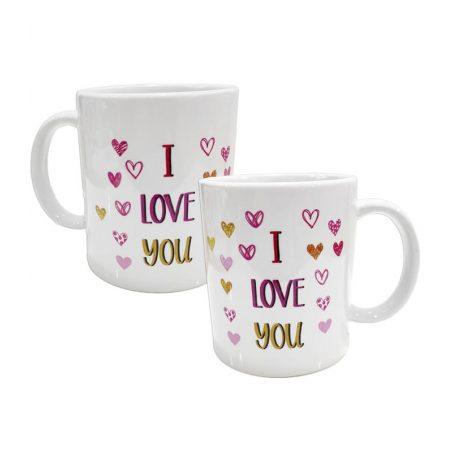 Taza I Love You Regalos para San Valentin5,14 €