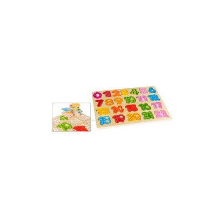 Puzzle de Madera Números Detalles para Niñ@s8,37 €