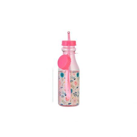 Botella Pvc Comunión Niña 500 Ml