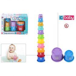 Juego Educativo Set Torre Cubos Bebé Detalles Bebés7,16 €