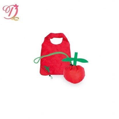Bolsas Plegables Tomate Detalles de Comunión0,80 €