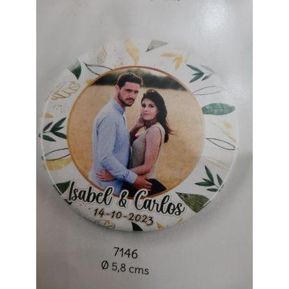 Chapa Boda Detalles de Boda Baratos0,99 €