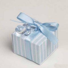 Caja Azul Bautizos