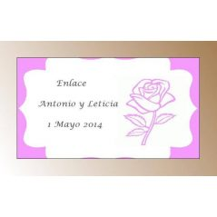 Tarjeta Abstacta Tarjetas de Boda Gratis0,00 €