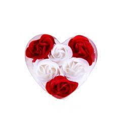 Rosas de Jabón en Corazón Inicio1,13 €