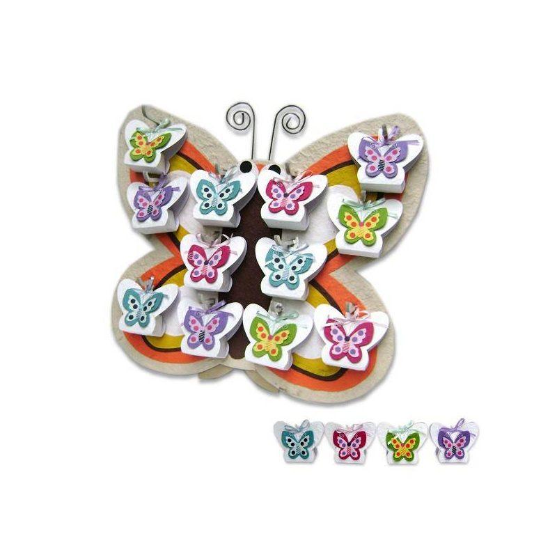 Expositor Mariposa Inicio