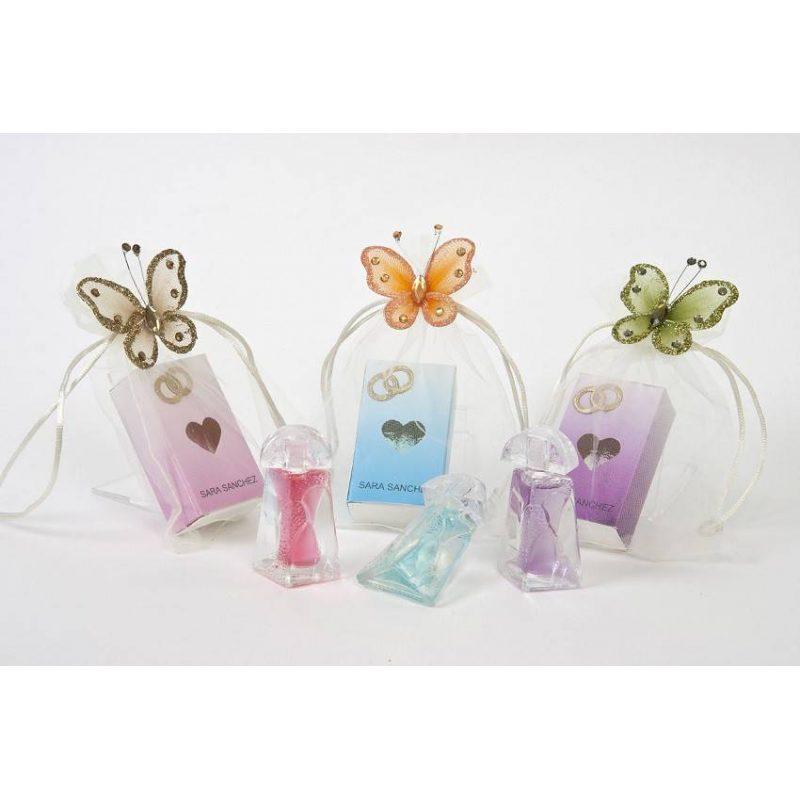 Perfume con Broche Surtido