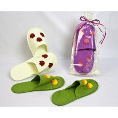 Zapatillas Fieltro Surtidas