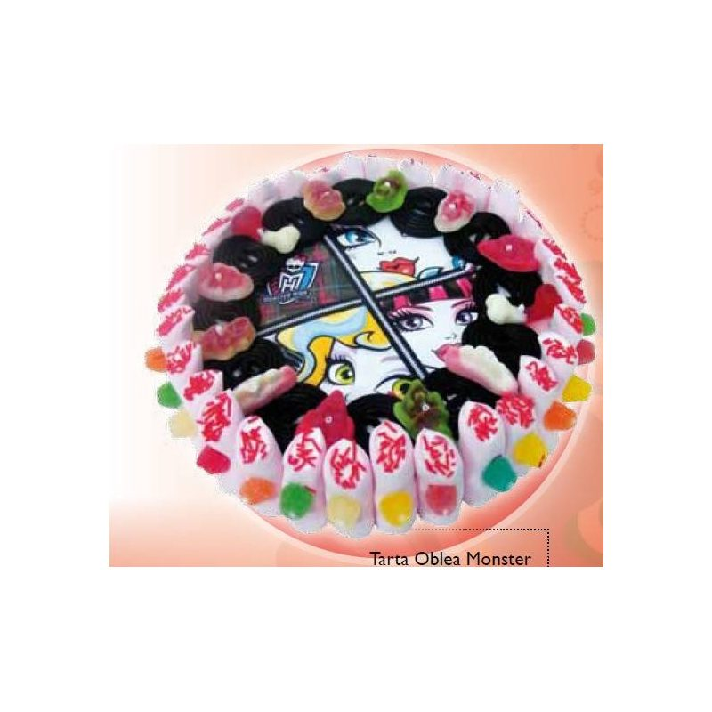Tarta Oblea Monster Inicio17,77 €
