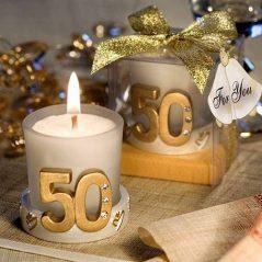 Vela 50 Aniversario en Caja Inicio2,11 €