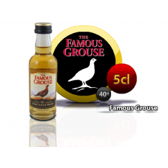Whisky Famous Grouse 5 cl Inicio1,97 €