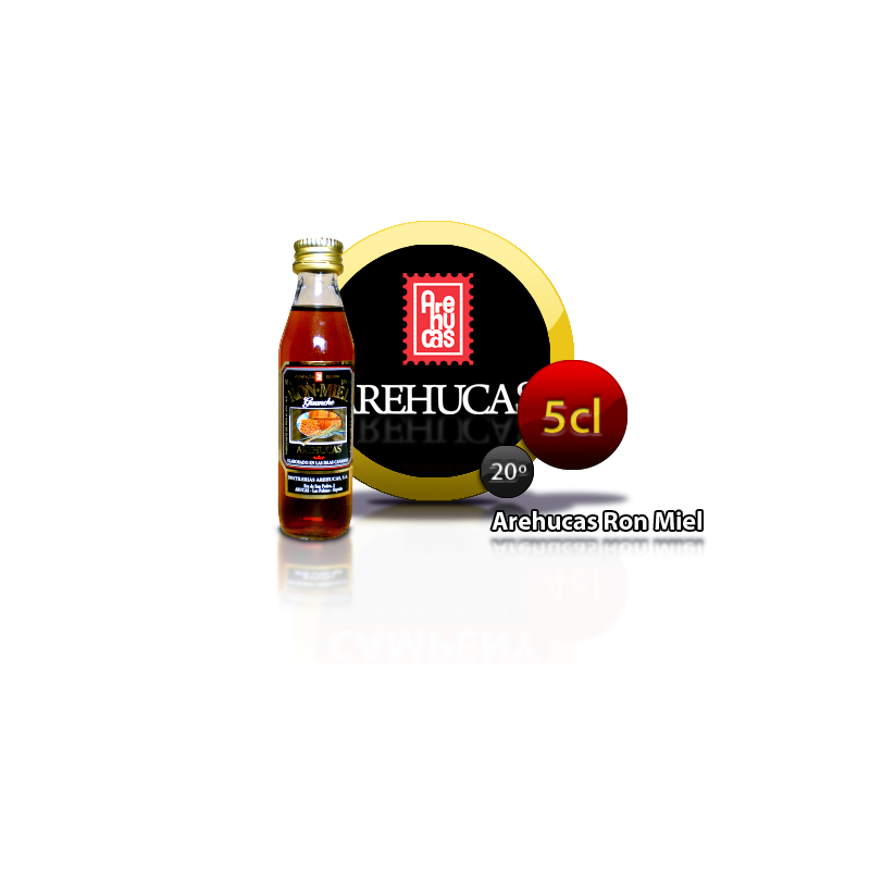 Ron Miel Arehucas 5 Cl Inicio1,99 €