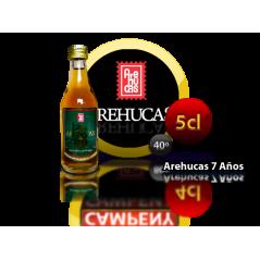 Ron Miel Arehucas 7 años 5 Cl Inicio1,99 €