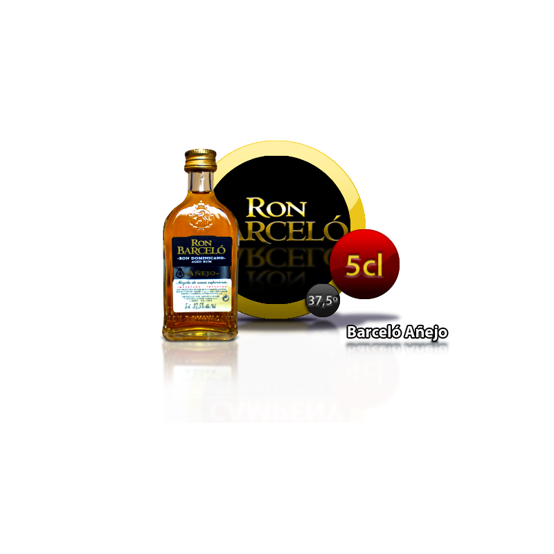 Ron Barceló 5 Cl Inicio