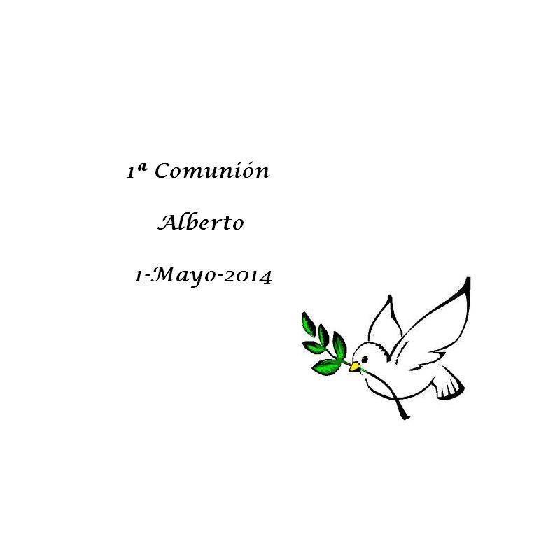 Tarjeta Paloma Inicio0,00 €