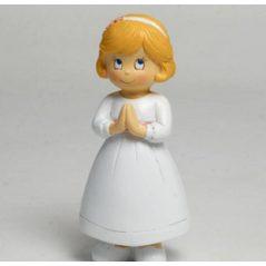Figura Tarta Niña Rubia Comunión Inicio4,40 €