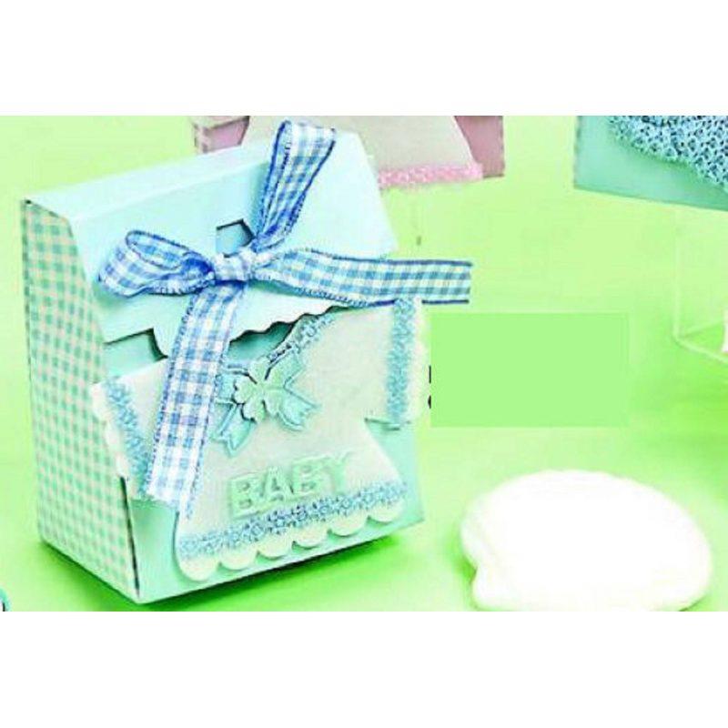 Caja con Jabon Vichy Azul Inicio