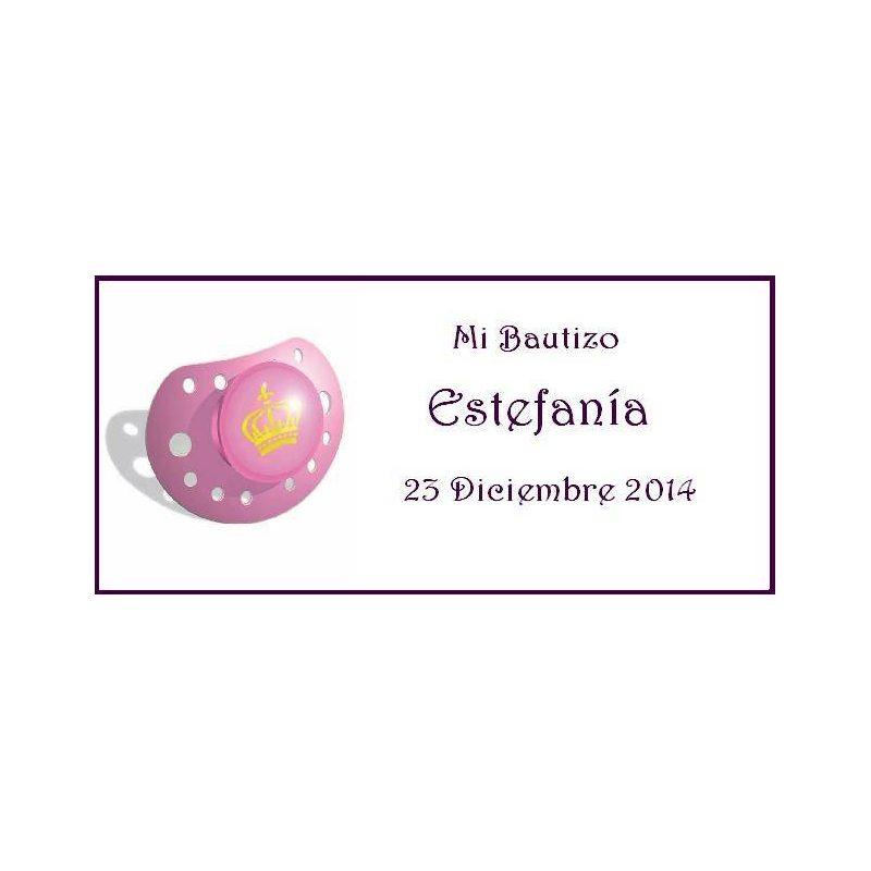 Tarjeta Chupete Princesa Inicio0,00 €