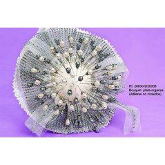Bouquet Plata y Organza Inicio24,75 €