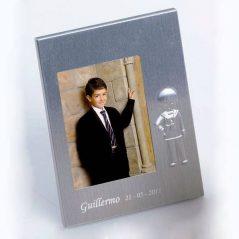 Portafotos Metal Niño Comunión Inicio2,35 €